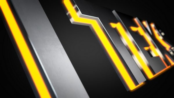 Extruded LED Titles