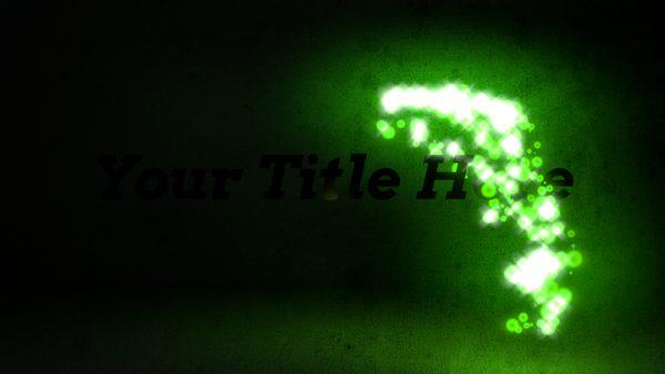 Firefly Swarm Title