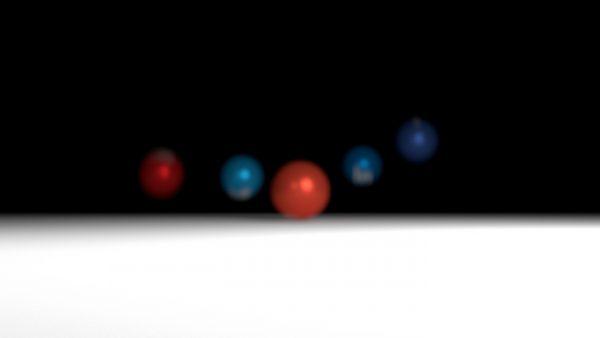 Social Icons Balls Black Googleplus