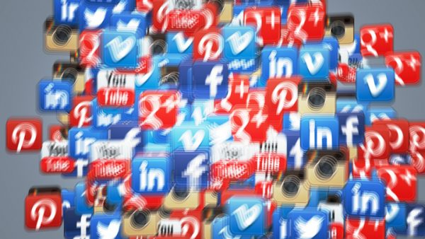Social Icons Vortex Vimeo